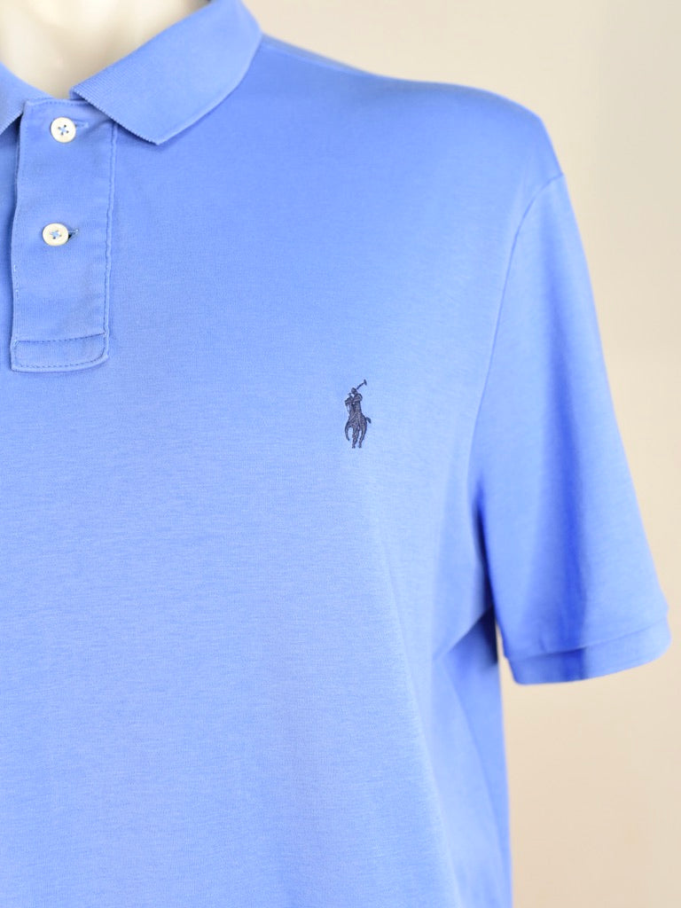 Bodhi Blue Polo Shirt