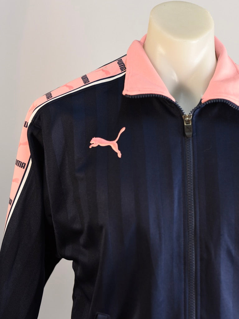 Puma Pink Spray Jacket