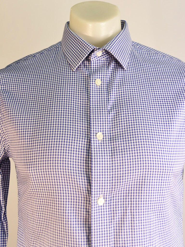 Beau Gingham Shirt