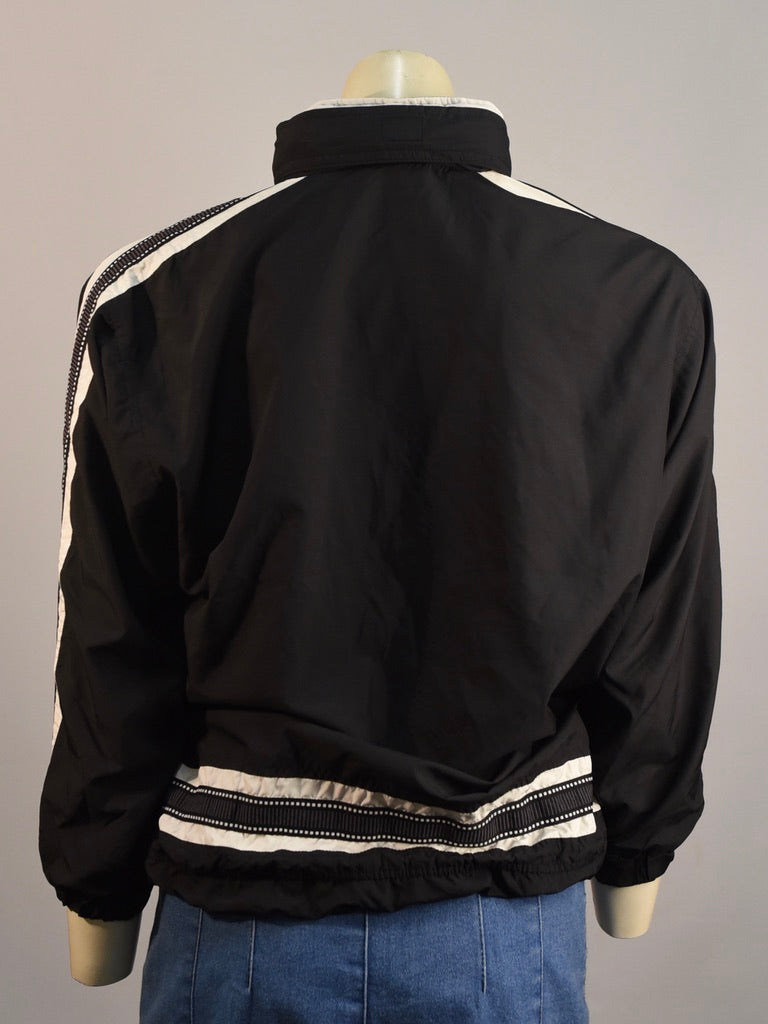 Monochrome Kappa Spray Jacket