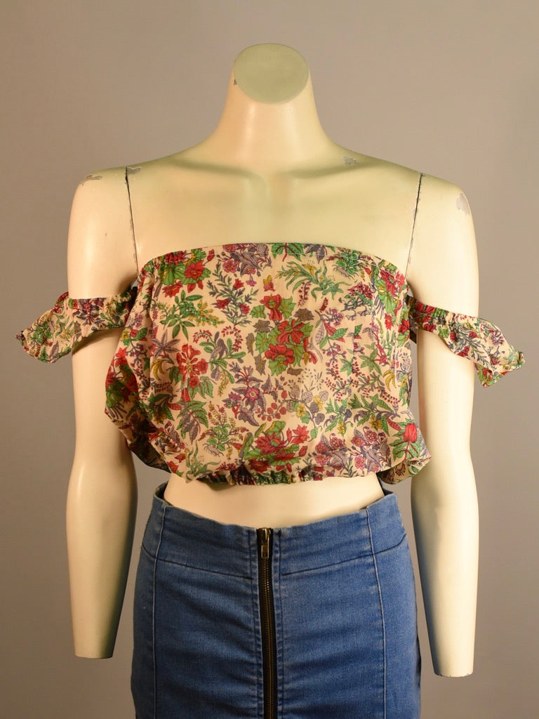 Beatrix Crop Top