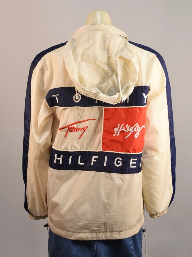 Cream Puff Tommy Spray Jacket