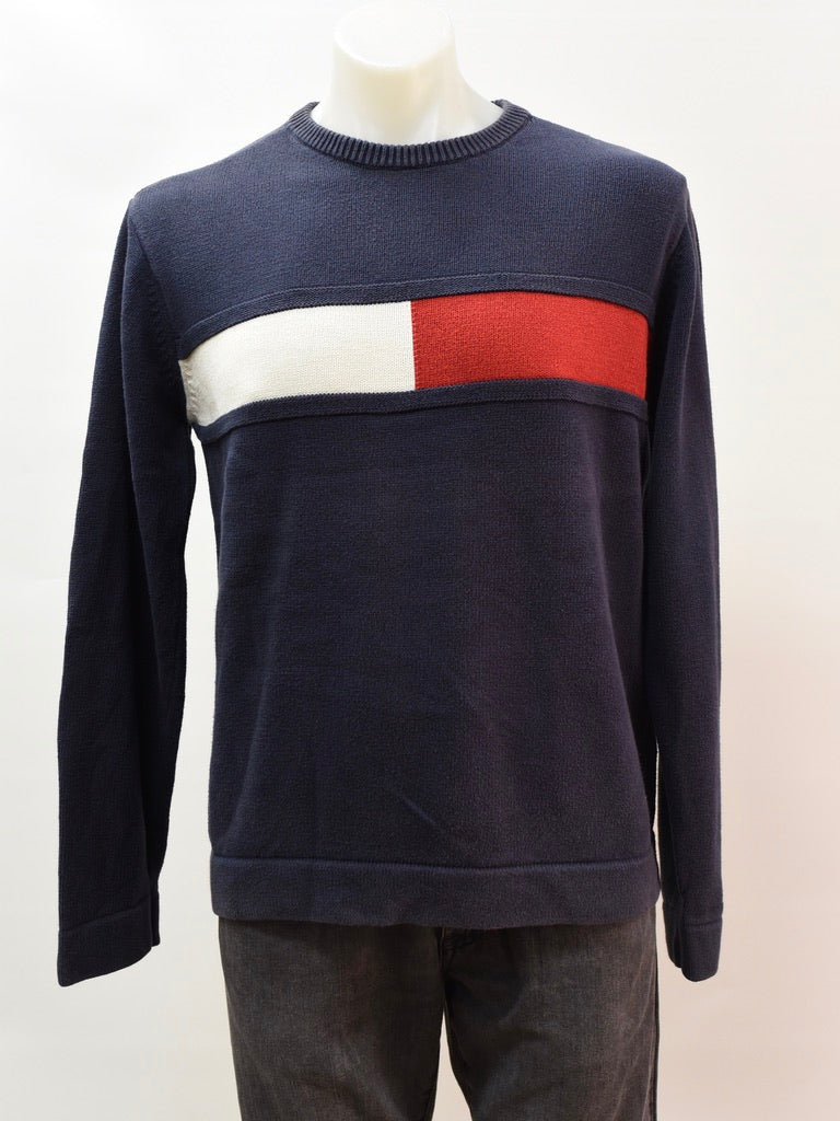 Classic Tommy Logo Jumper