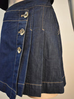 Tyra Denim Skirt