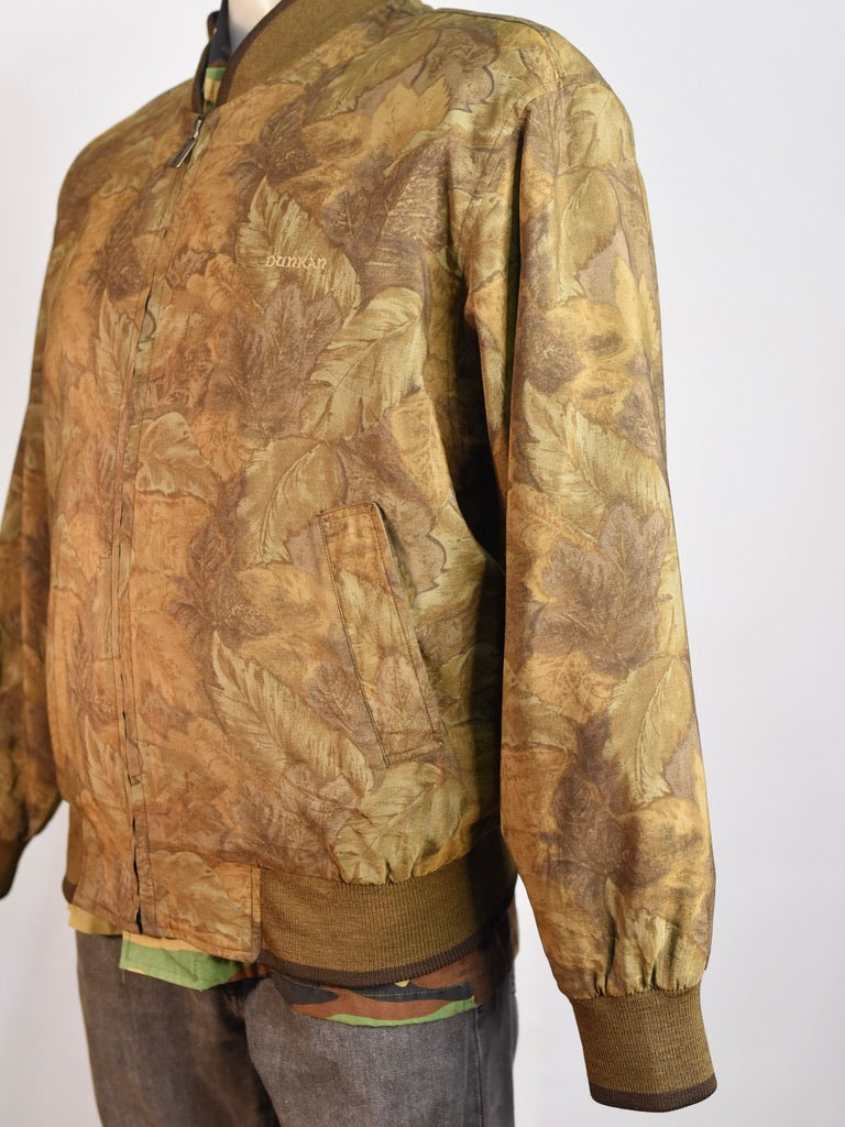 Leafy Autumn Spray Jacket