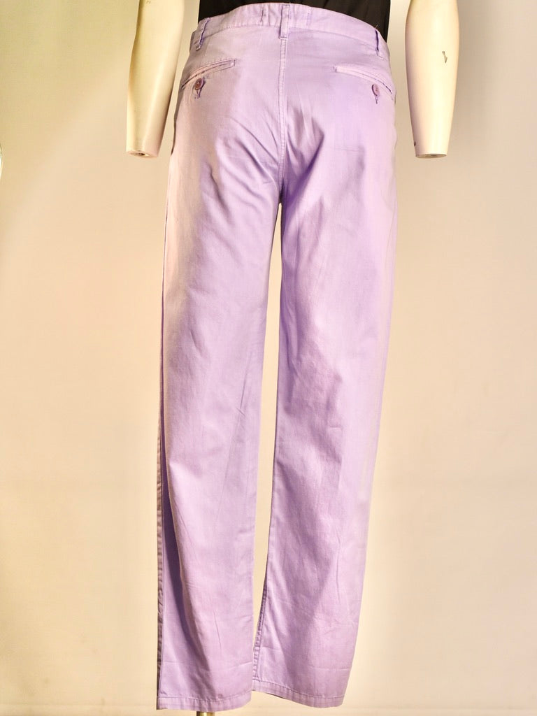 Adelina Purple Pants