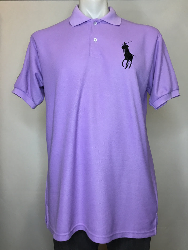 Lilac Ralph Lauren Polo Shirt