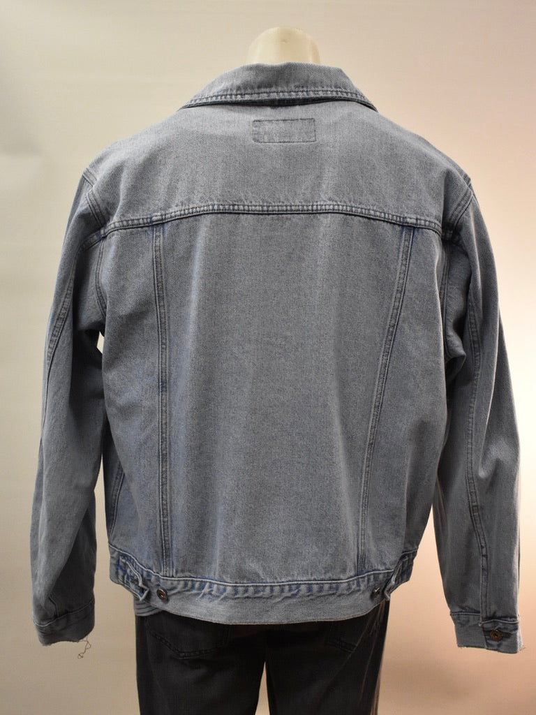 Ultramarine Wrangler Denim Jacket