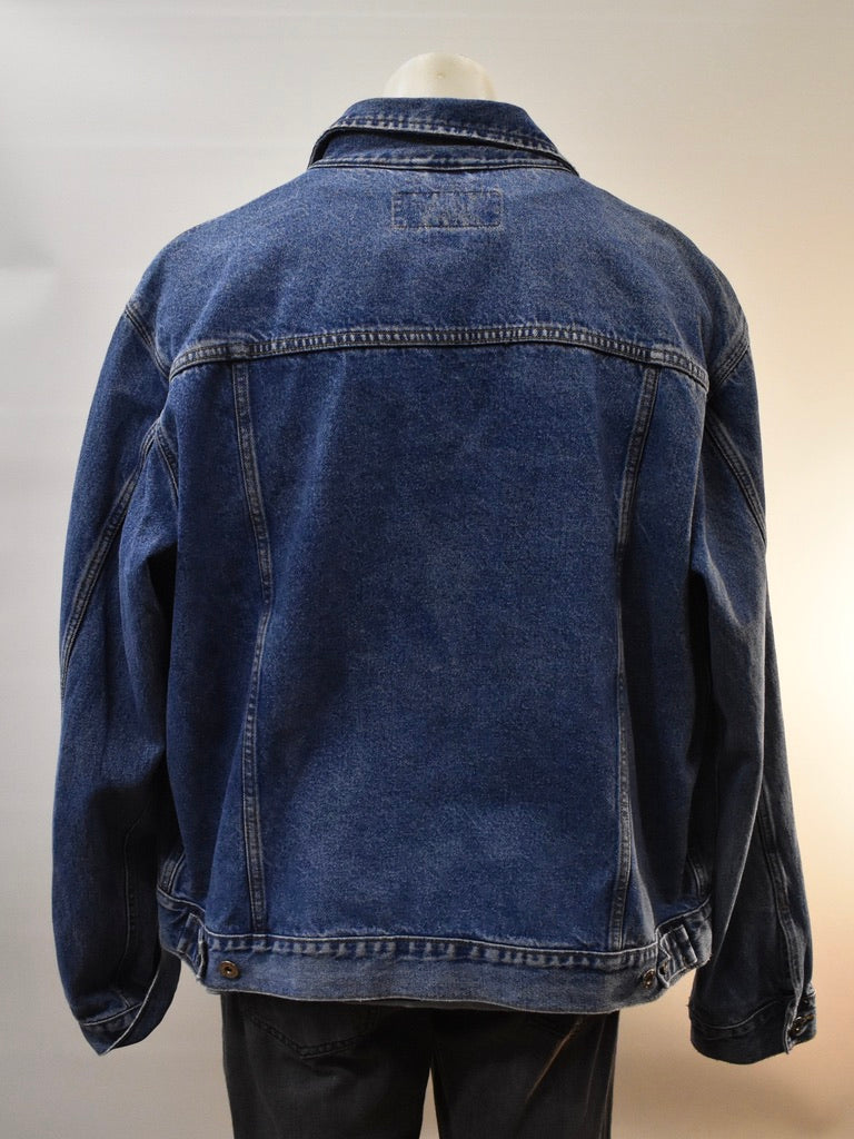 Azure Wrangler Denim Jacket
