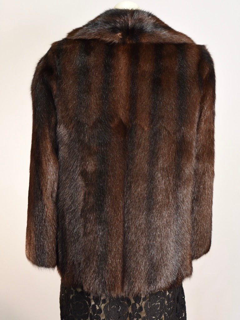 Walnut Fur Coat