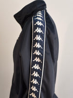 Kappa Navy Spray Jacket - AS IS - pilling
