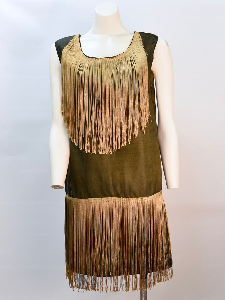 Daisy's Flapper Dress - AS IS - hem & wear