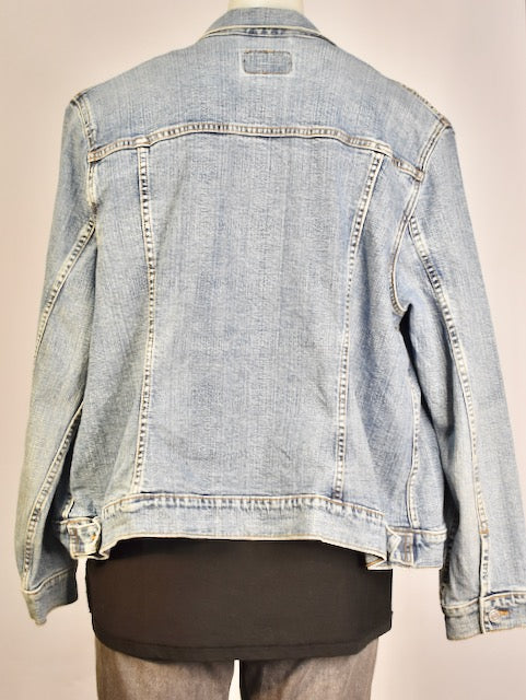 Skye Levi Strauss Denim Jacket