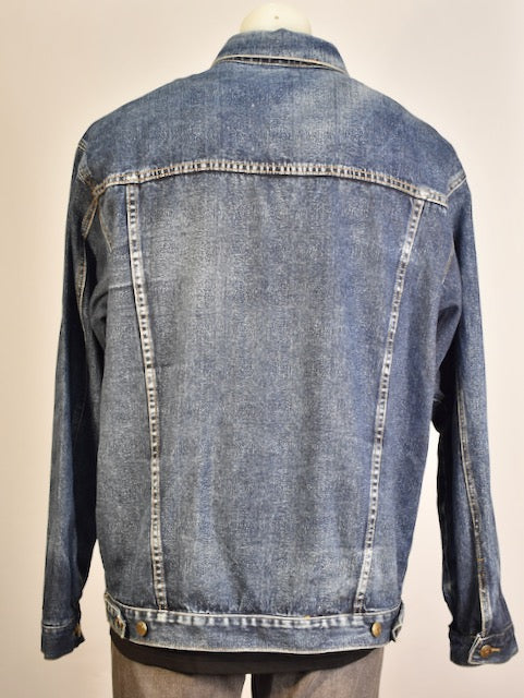 Oxford Blue Denim Jacket