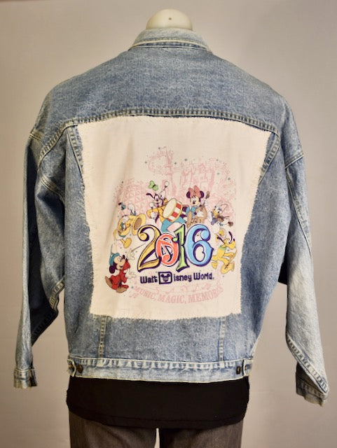 Disneyland Guess Denim Jacket