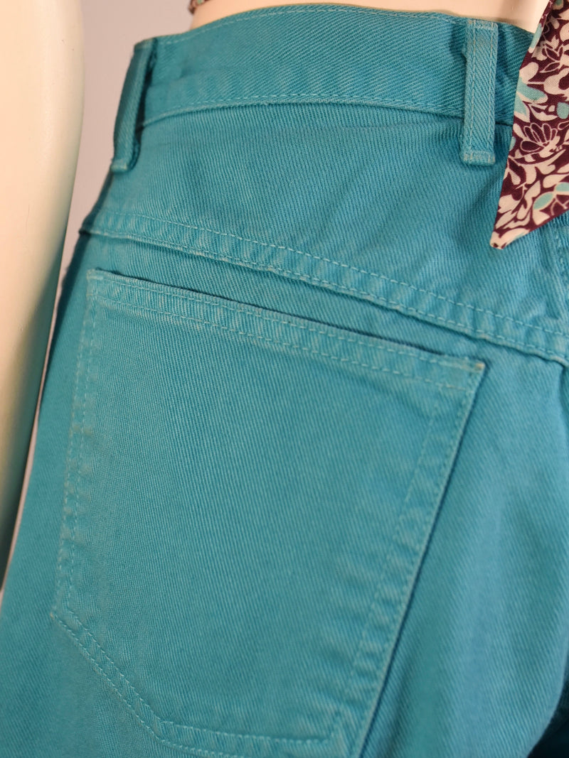 Cerulean Shorts - AS IS - small mark