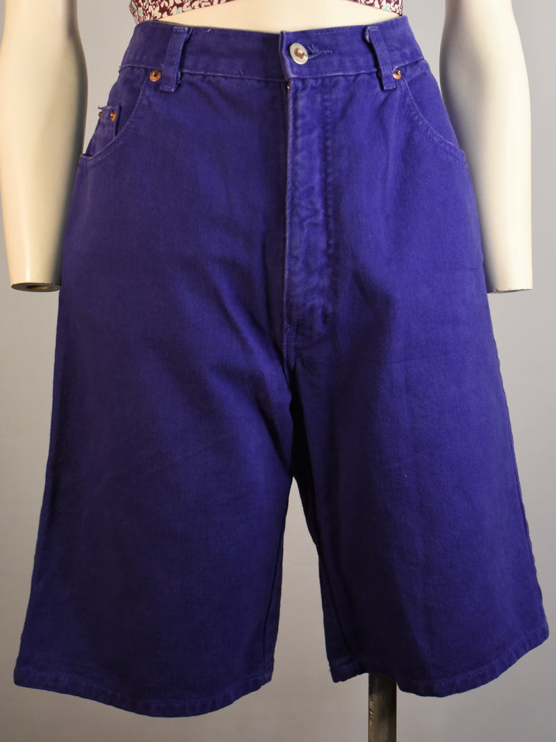 Boysenberry Shorts