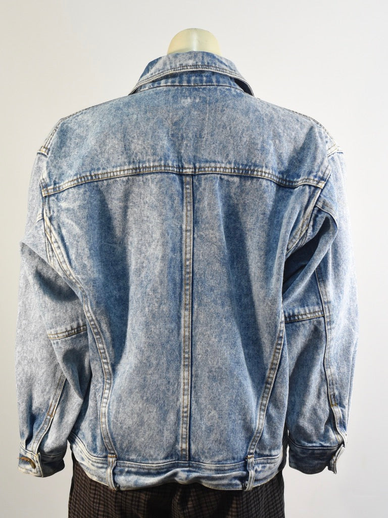 Pacific Sports Denim Jacket