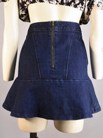 Nikki Denim Skirt