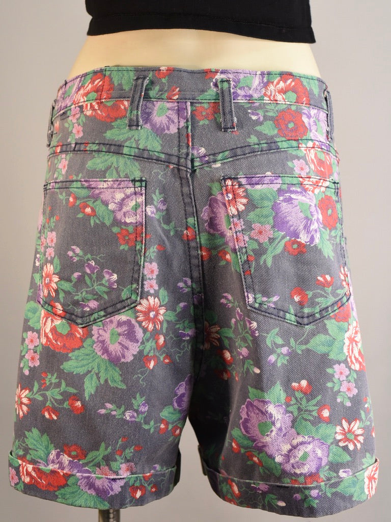Fifi Floral Shorts