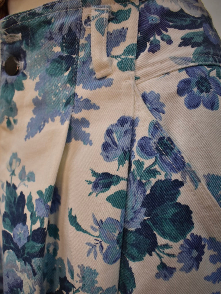 Evening in the Garden Shorts