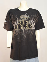 Shift Happens Harley Davidson Tee