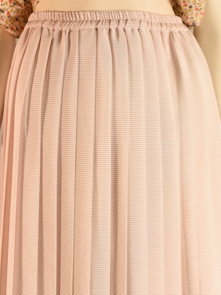 Elizabeth Pleated Skirt