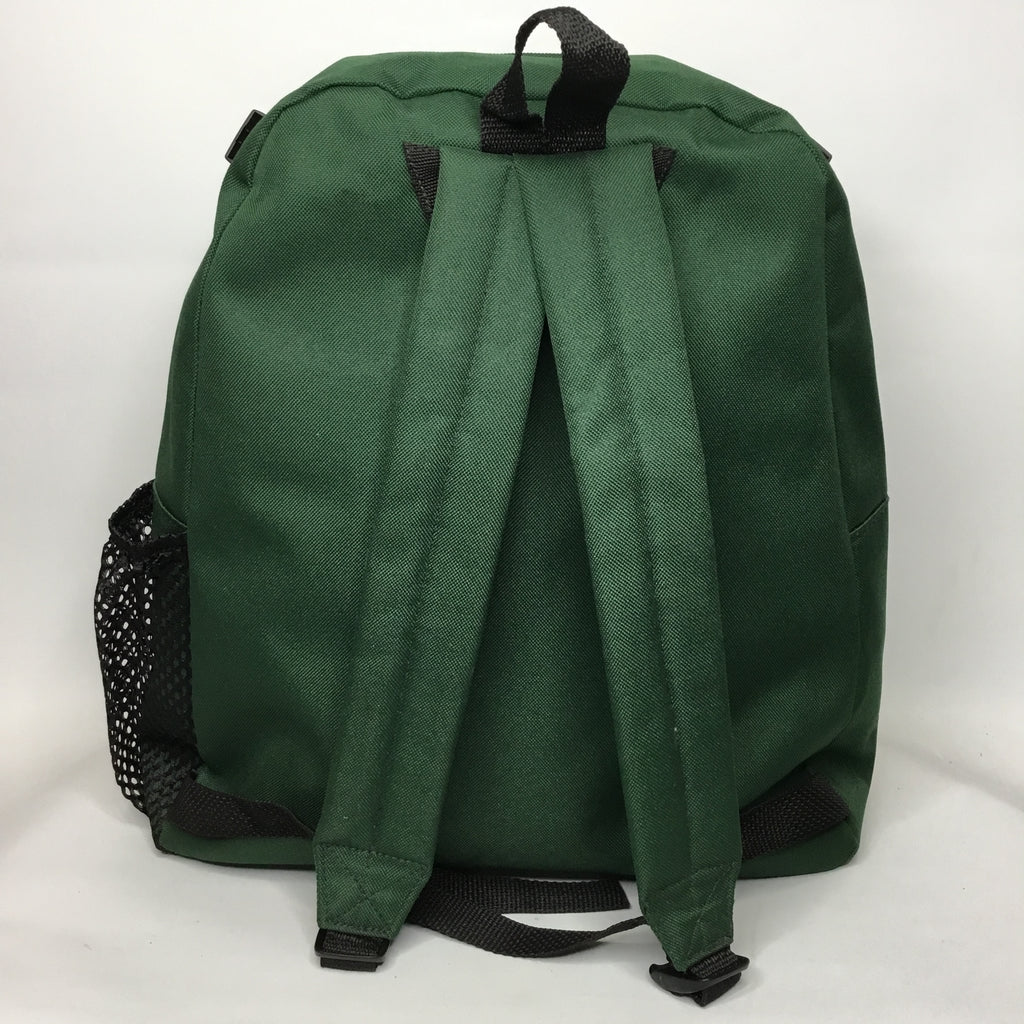 Jeep Green Backpack