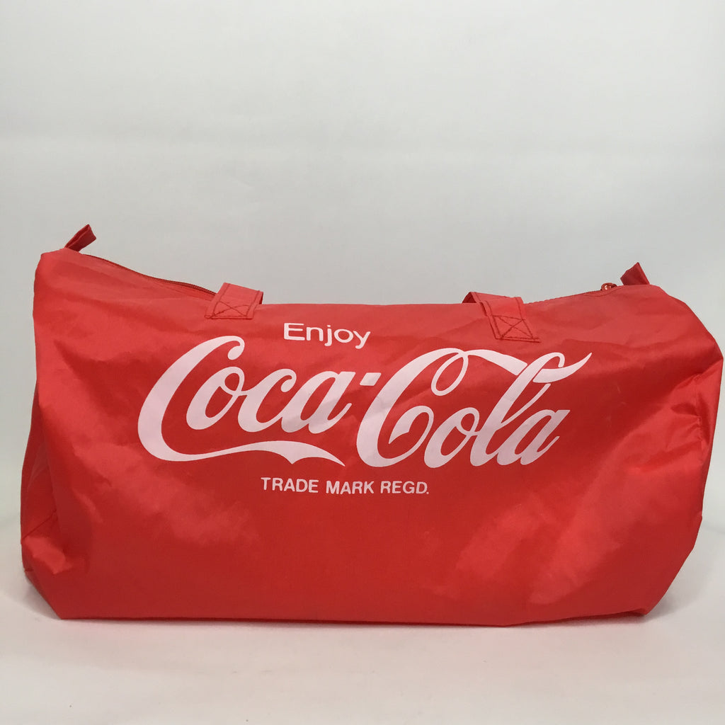 Coca Cola Mini Duffle Bag