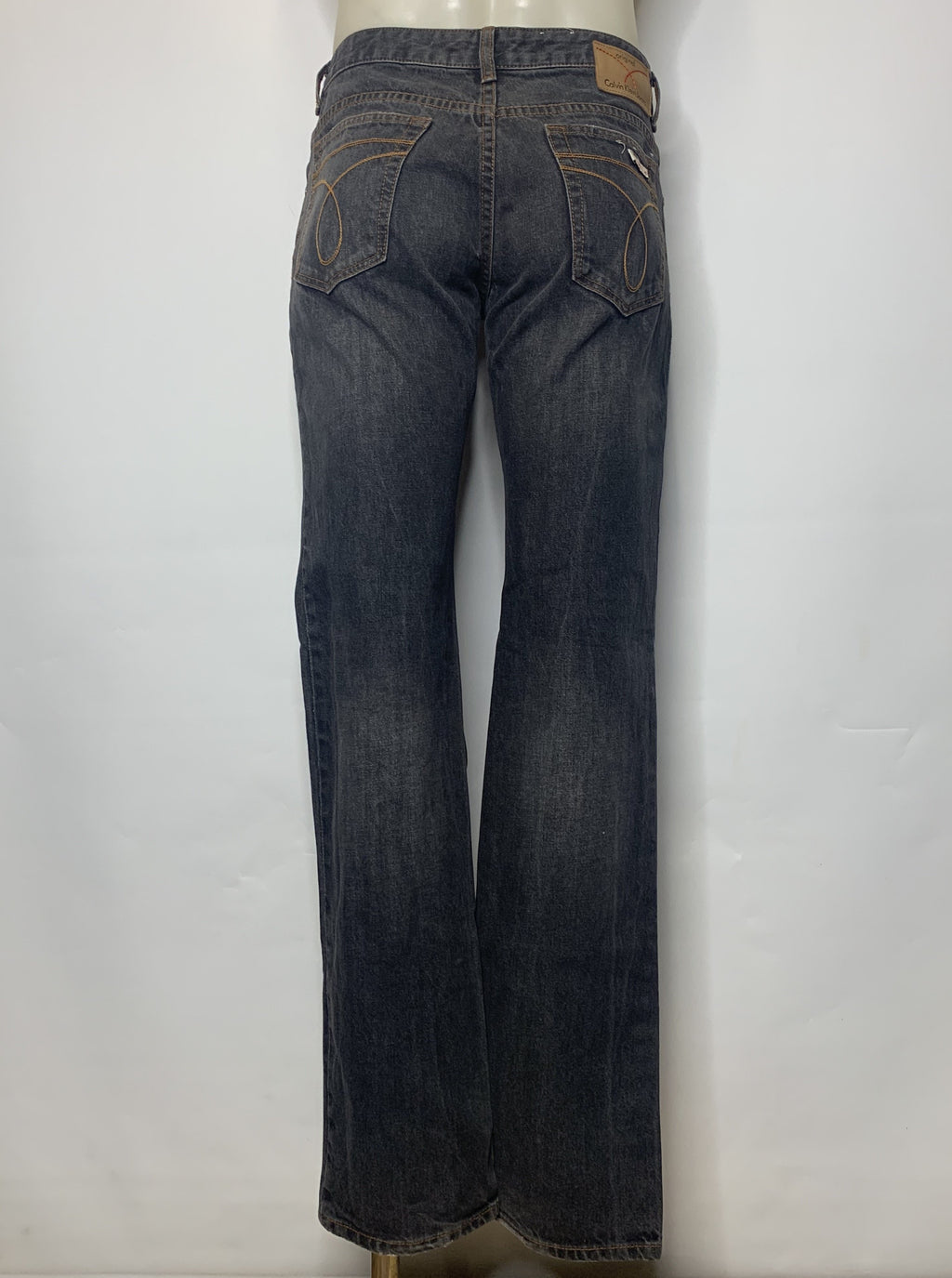 Calvin Klein Ash Denim Jeans - AS IS - small hole