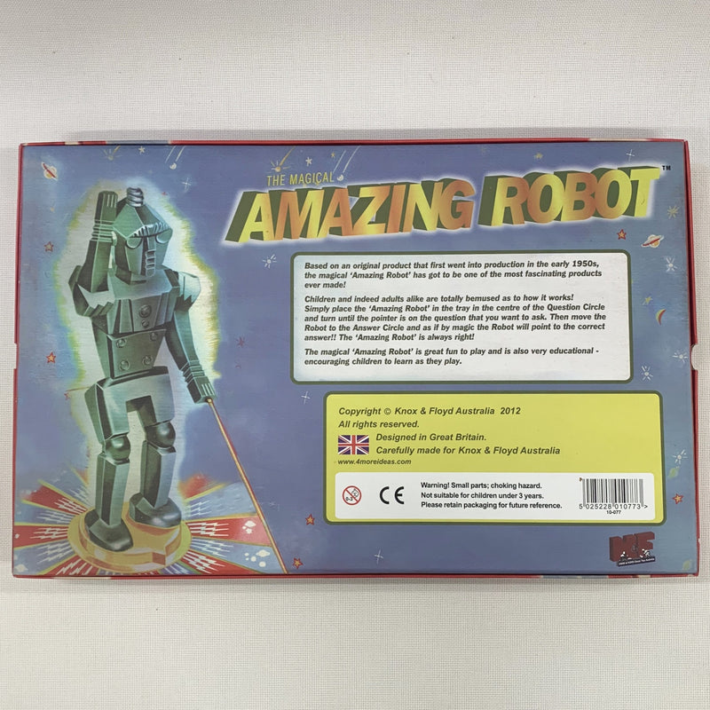 The Magical Amazing Robot Game