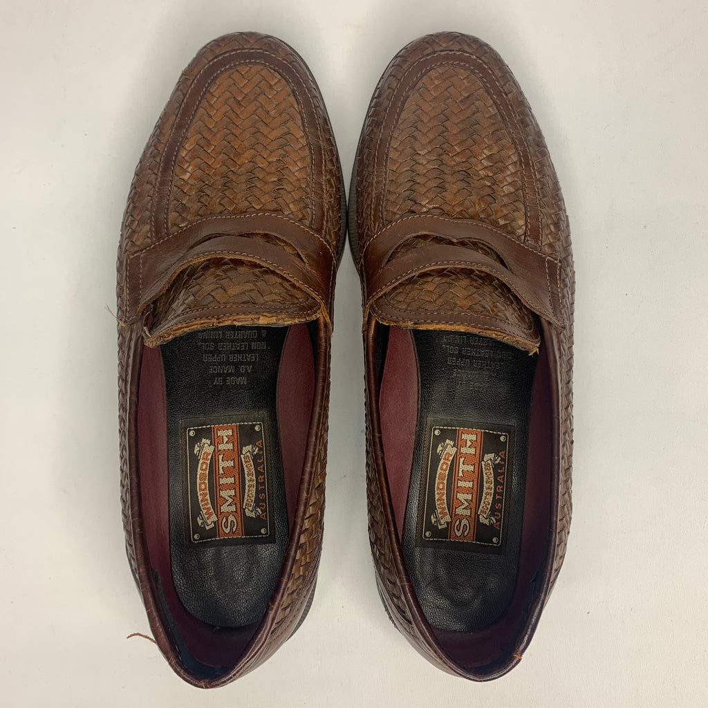 Windsor Smith Leather Shoes - Size 7