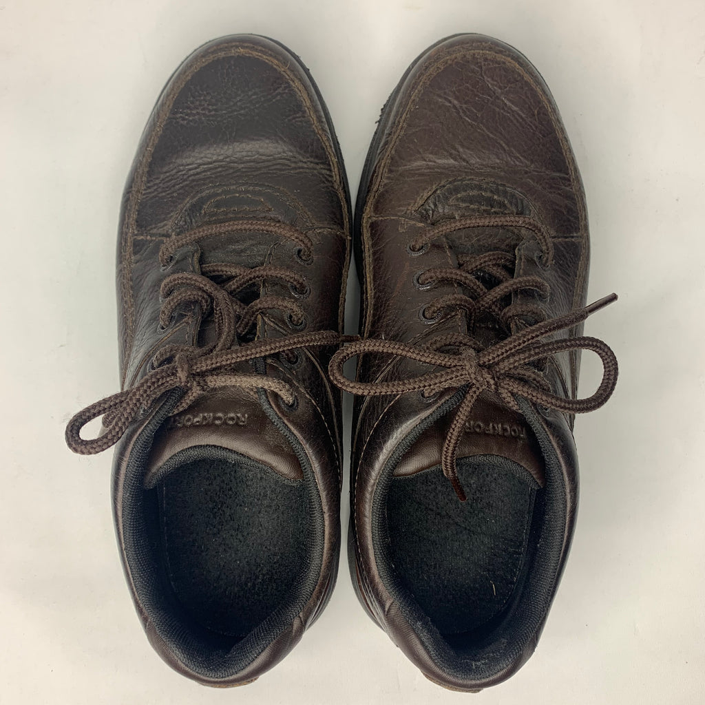 Rockport Leather Shoes - Size 8.5
