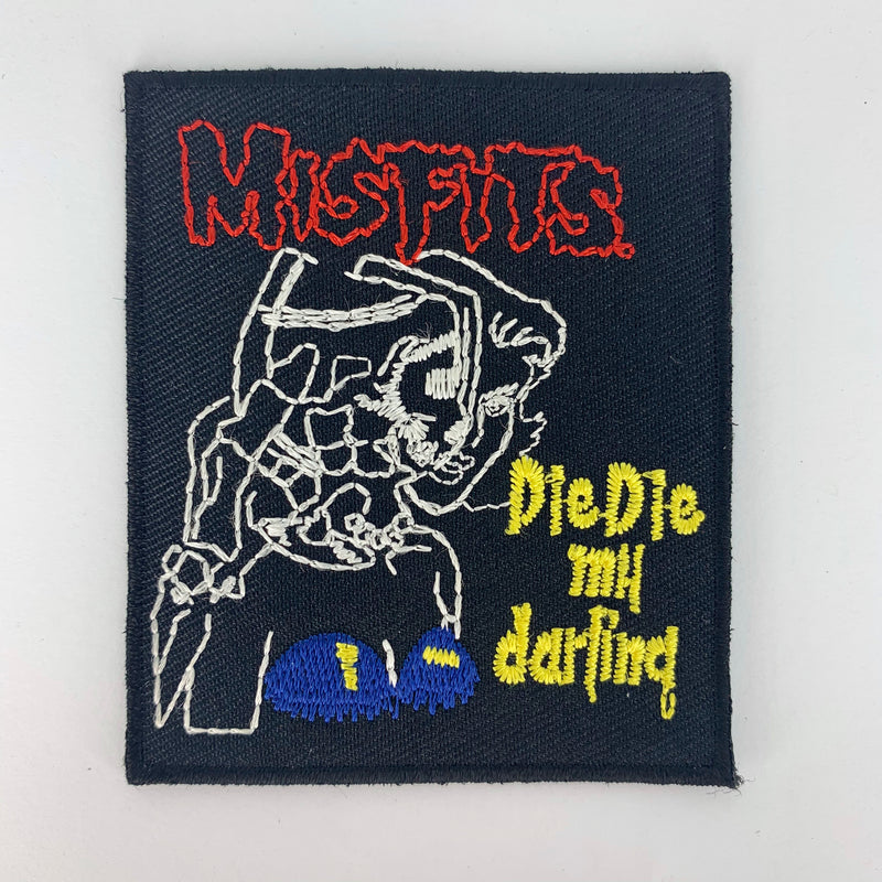 Misfits Patch - Die Die My Darling