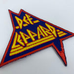 Def Leppard Patch - Triangle