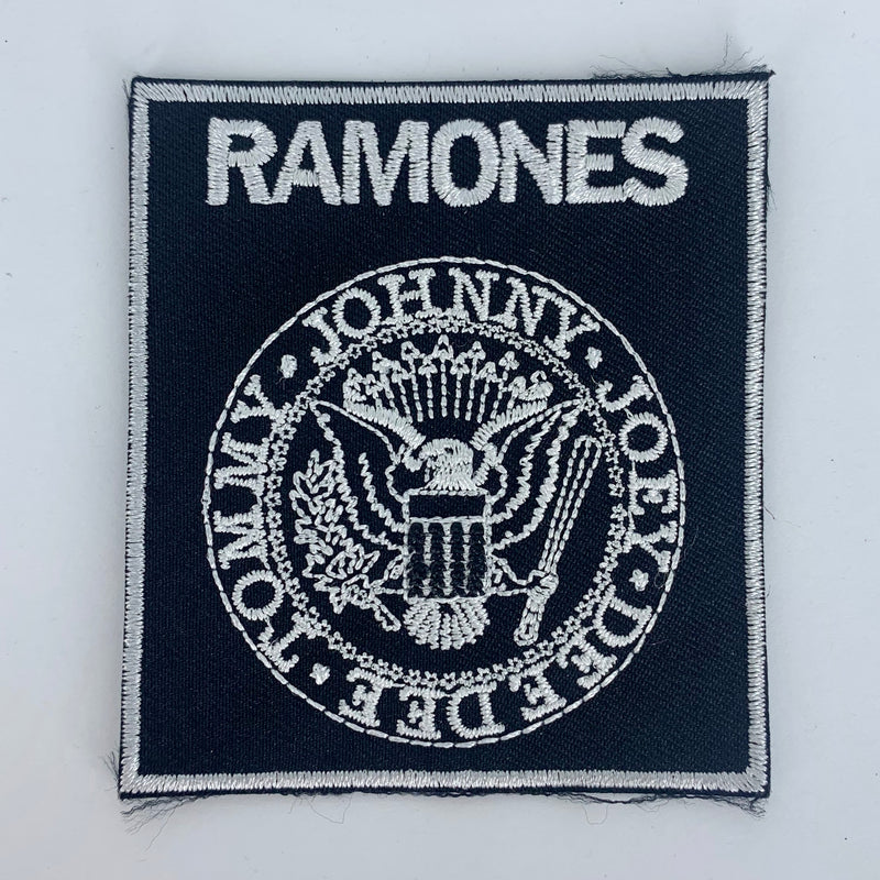 The Ramones Patch - Black