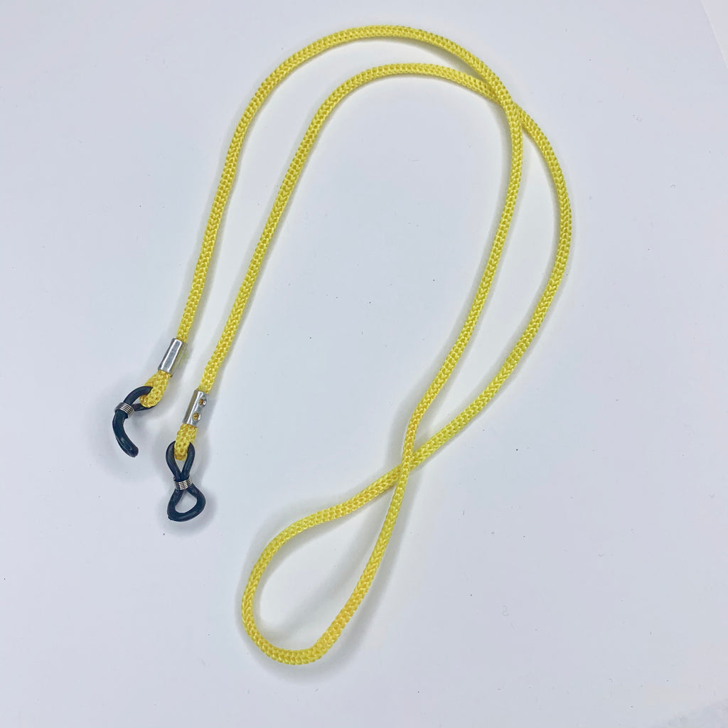 Sunnies Strap - Yellow Rope