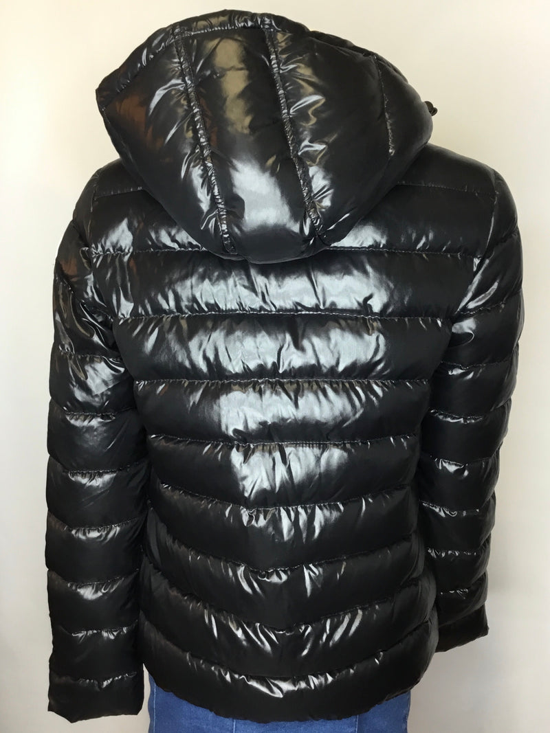 Pyrenex Black Puffer Jacket