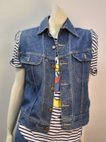 Lee Denim Vest