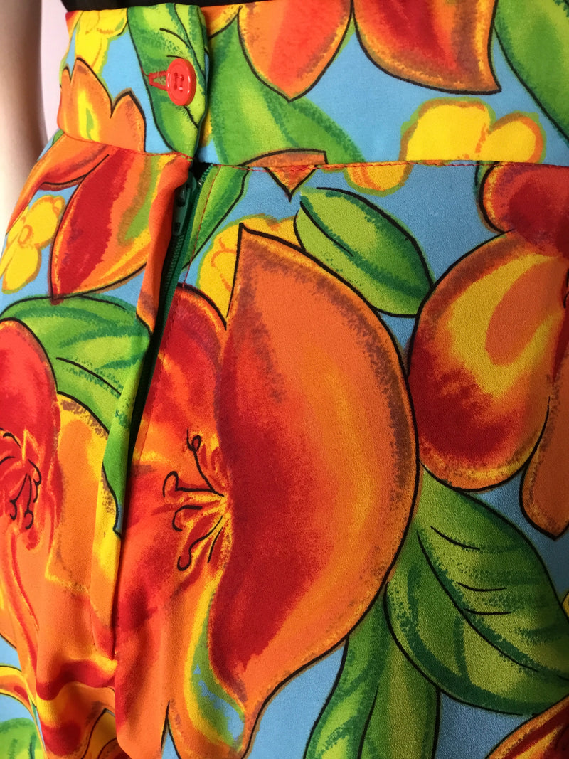Bright Hawaiian Shorts
