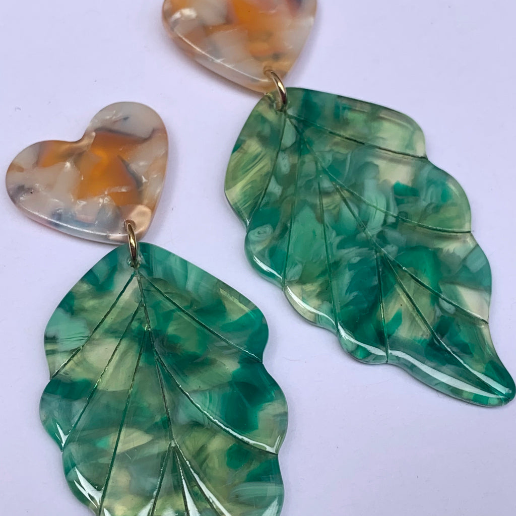 Spearmint Dreams Earrings