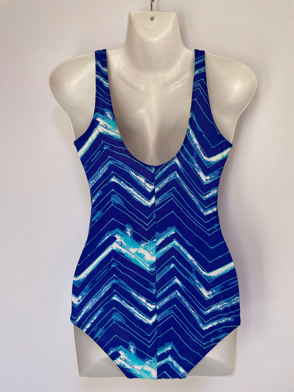 Blue Curacao Swimsuit