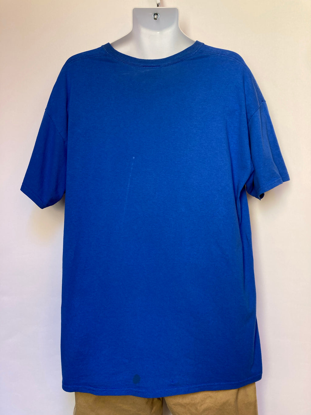 Blue Thrasher Tee - AS IS - wear