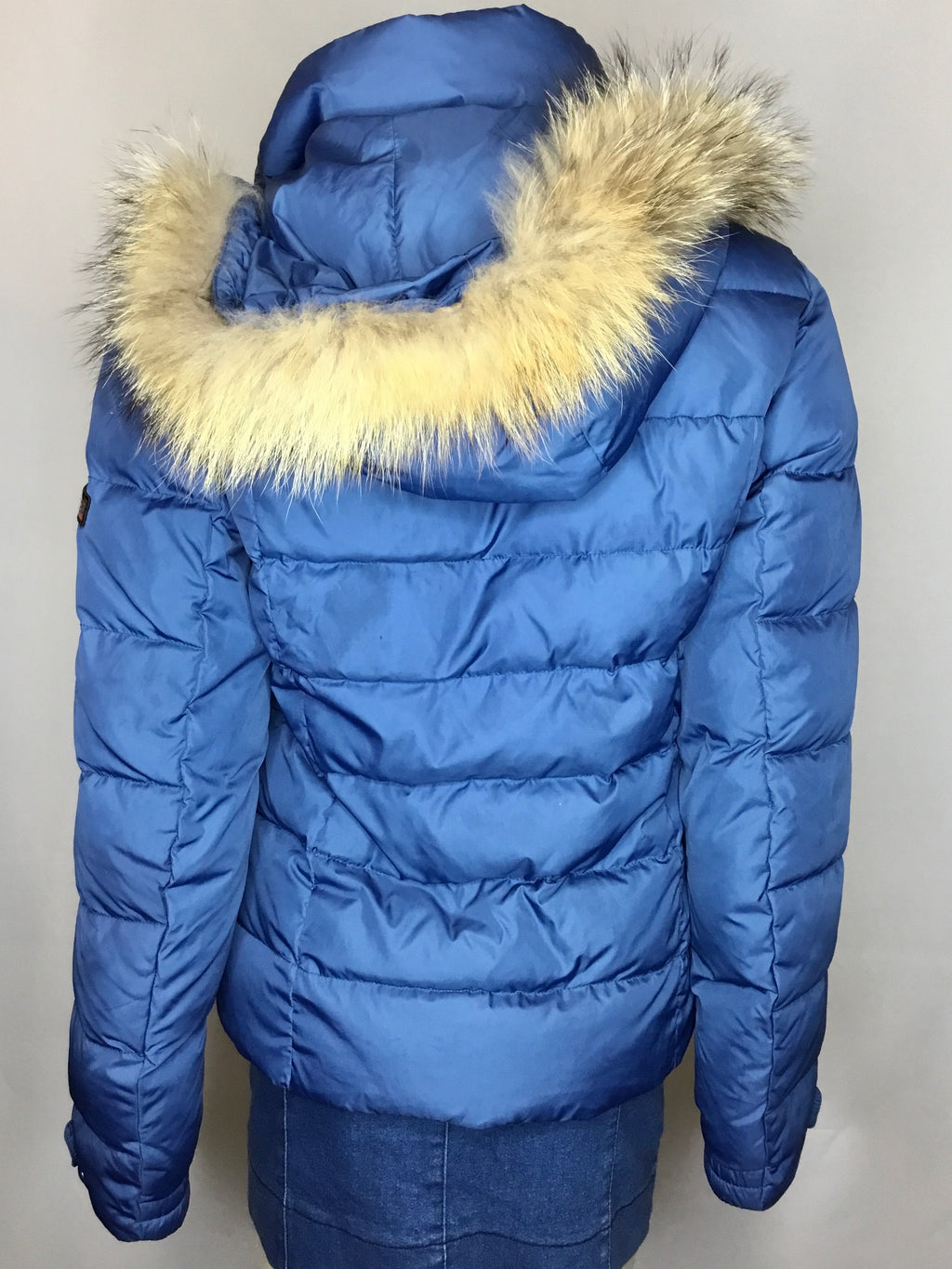 Fire & Ice Puffer Jacket