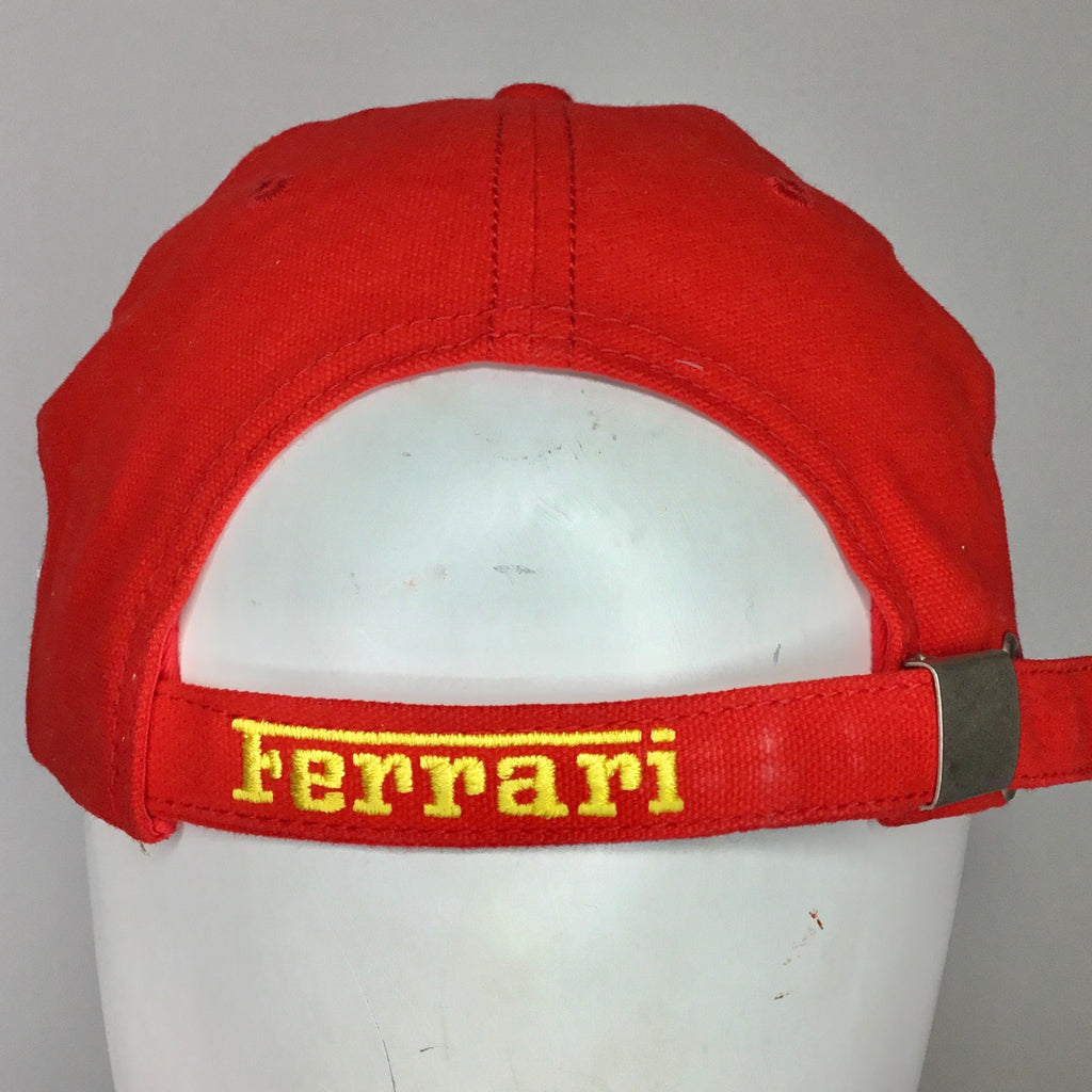 Red Ferrari Cap