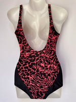 Red Leopard Swimsuit