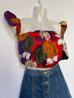 Elsie Crop Top