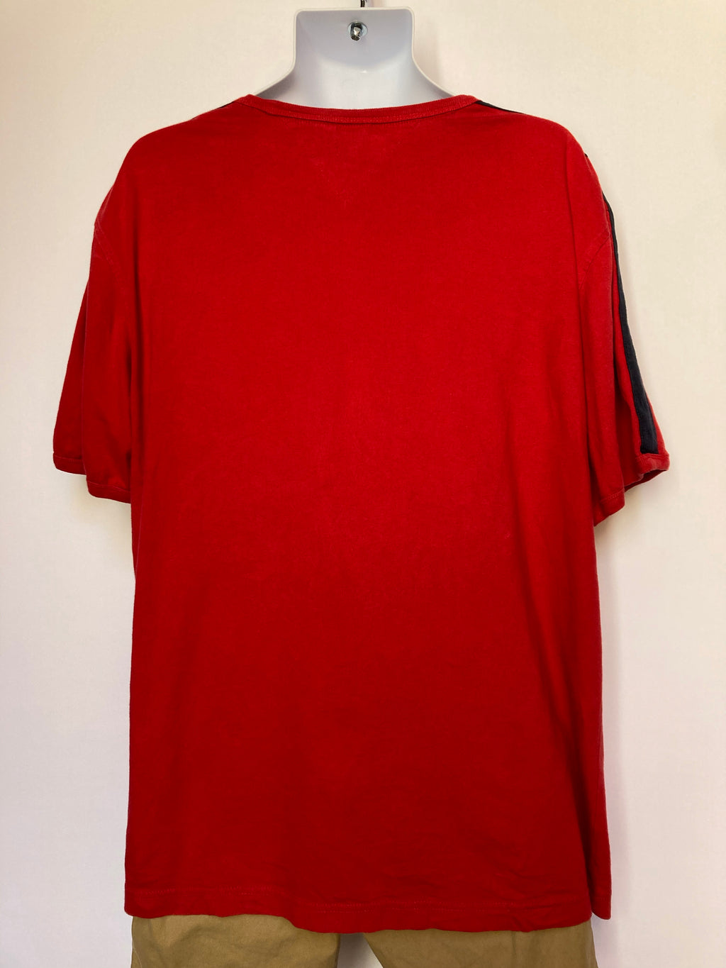 Red Tommy USA T-shirt
