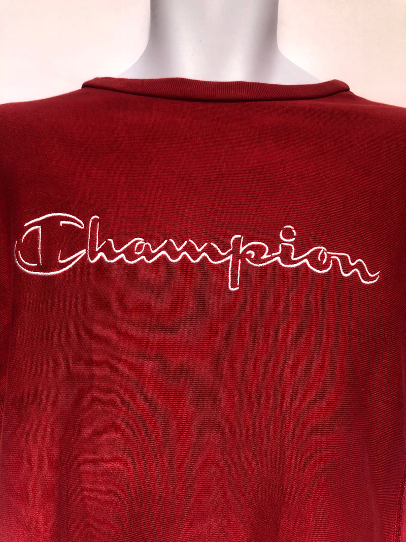 Champion Cut-Off Tee - AS IS - small holes