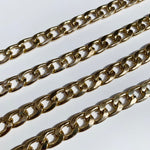 Curb Chain Sunnies Strap - Gold